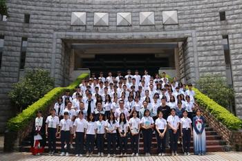 我校召开2018-2019学年第二学期学生社团总结大会